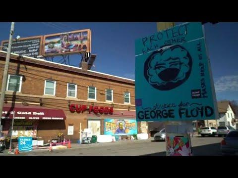 الولايات المتحدة: محاكمة غير مسبوقة في قضية مقتل جورج فلويد خلال اعتقاله من الشرطة  - نشر قبل 3 ساعة