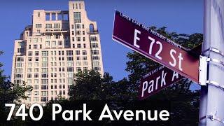 740 Park Avenue: Vera Wang, John D. Rockefeller Jr. & Jackie O Lived Here-Eminent Domains