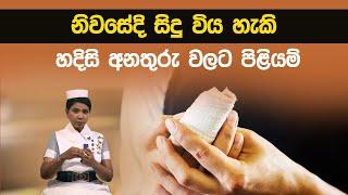 නිවසේදි සිදු විය හැකි හදිසි අනතුරු වලට පිළියම්    Piyum Vila   21 - 02 - 2020   Siyatha TV Thumbnail