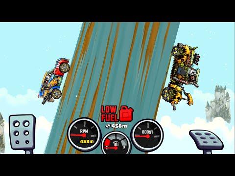 НАРАСТАЮЩИЙ ГНЕВ новое событие в Hill Climb Racing 2 прохождение игры гонки на андроид ХИЛЛ КЛИМБ