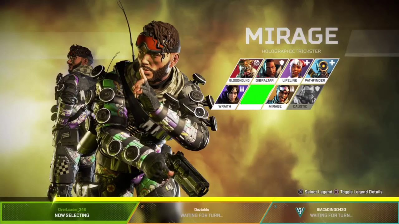The 5 Biggest Problems With Apex Legends