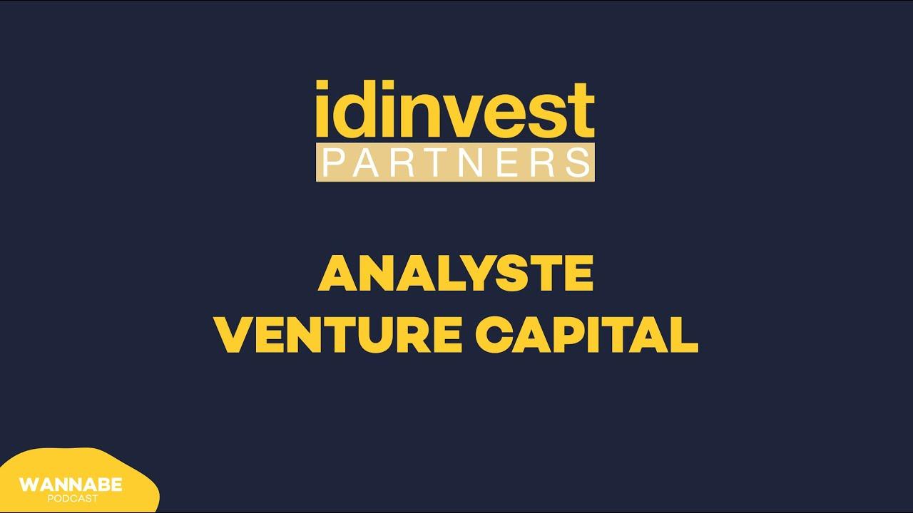 Download En stage chez Idinvest - Analyste Venture Capital