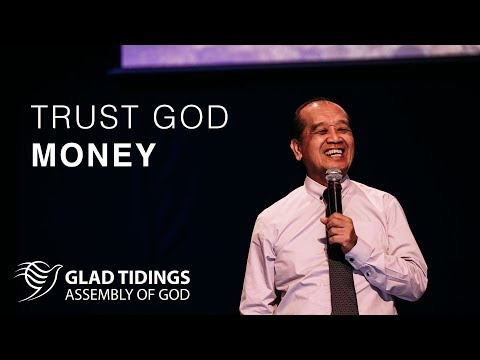 Trust God Money - Rev. Dr.Vincent Leoh | 25 JUNE 2017