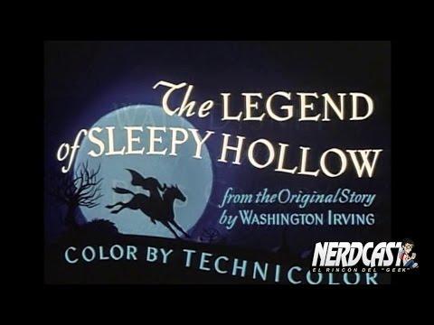 Movie Review: El jinete sin cabeza - Disney - Sleepy Hollow