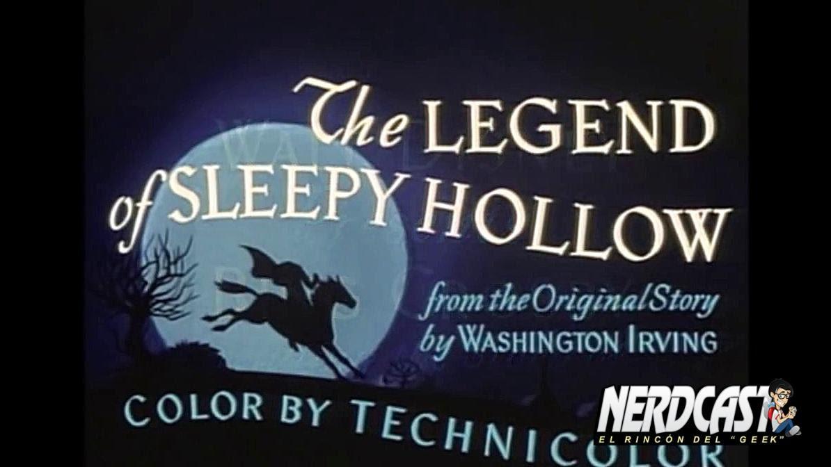 Movie Review: El jinete sin cabeza - Disney - Sleepy Hollow - YouTube