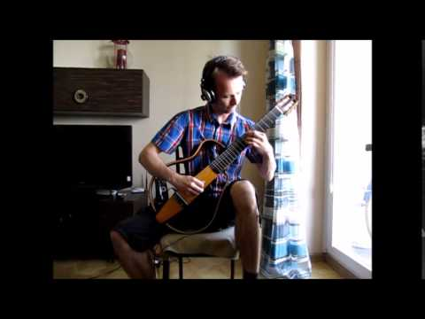Variations on a Polish drinking song (for the classical guitar)