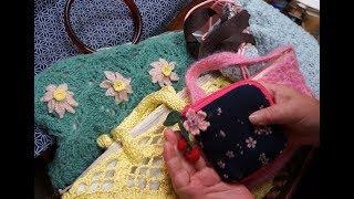 ニットバッグいろいろ (knit bags) thumbnail