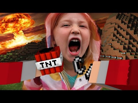 ANGRIEST GIRL EVER GRIEFED ON MINECRAFT! (minecraft Trolling & Griefing)