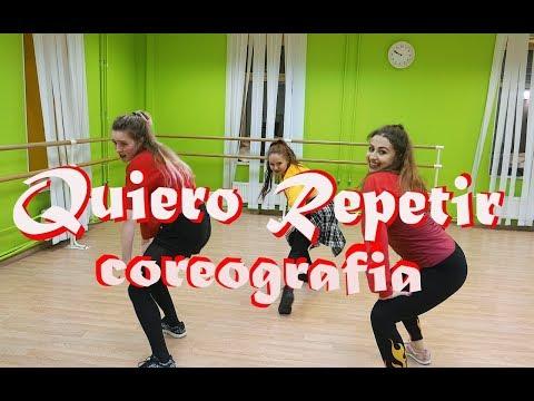 "Quiero Repetir "" COREOGRAFIA"" Ozuna ft J Balvin - @yopi_quintero"