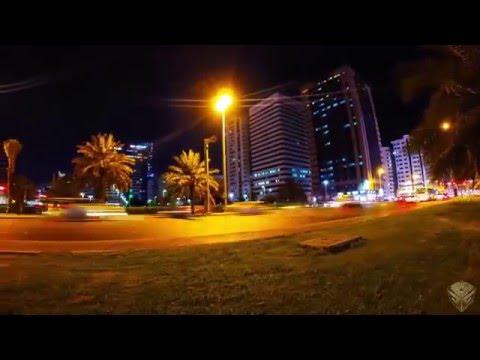 Abu Dhabi Time Lapse 2016