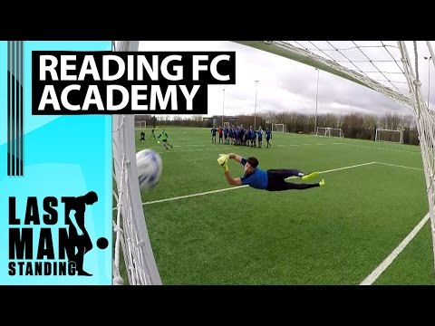 Shooting from the D: Reading FC Academy - Last Man Standing