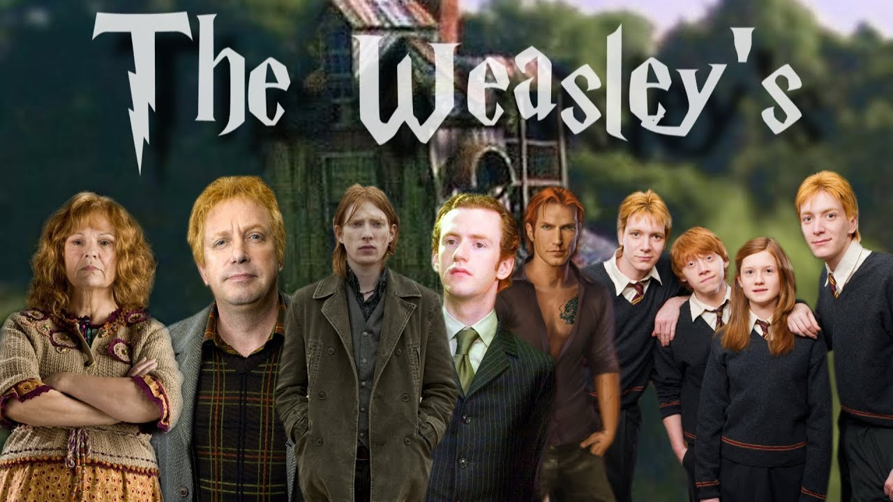 Download The Weasley Family Origins Explained (+Fred's Death)