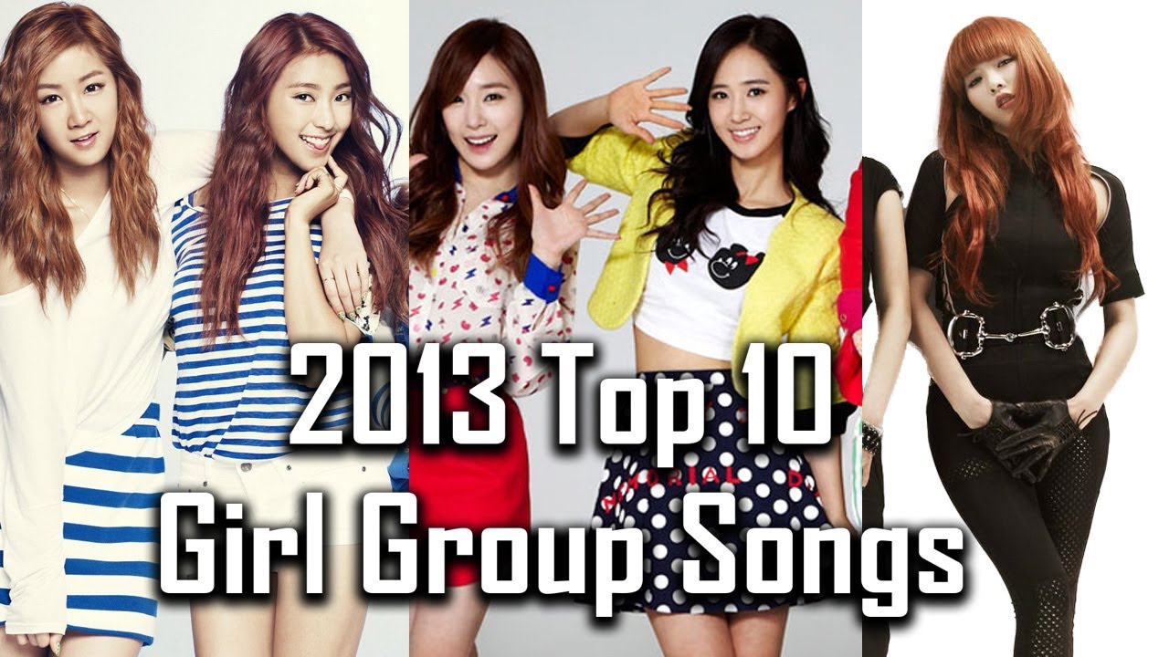 Best KPOP Songs of All Time - Top Ten List - TheTopTens®