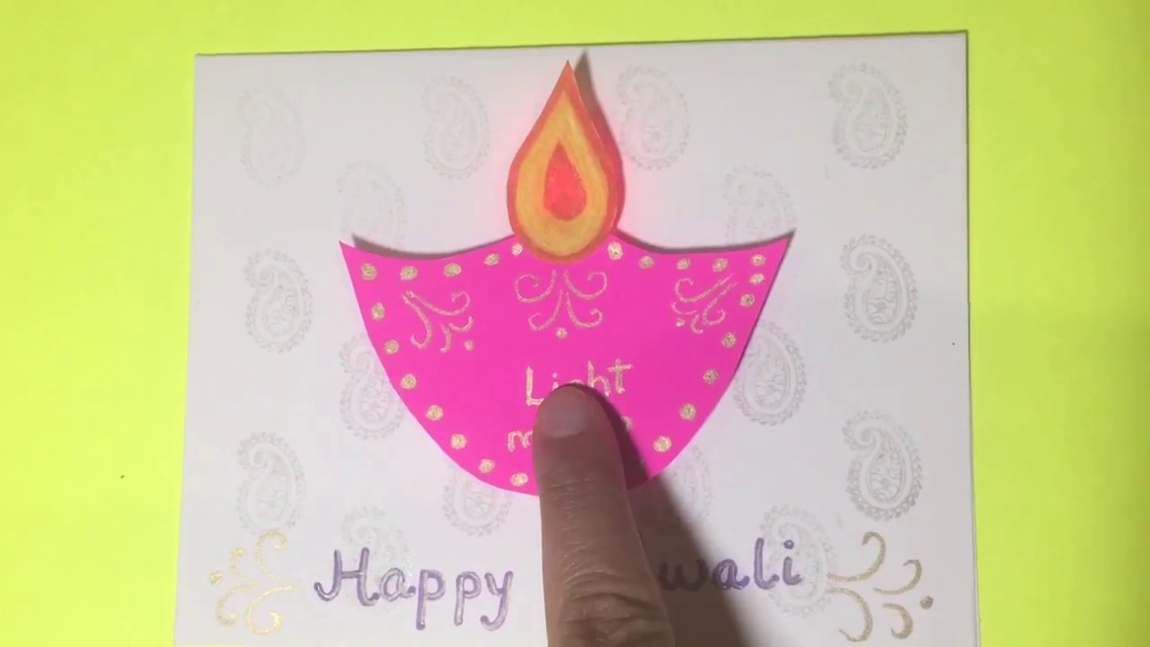 Light up paper circuit greeting card youtube light up paper circuit greeting card m4hsunfo