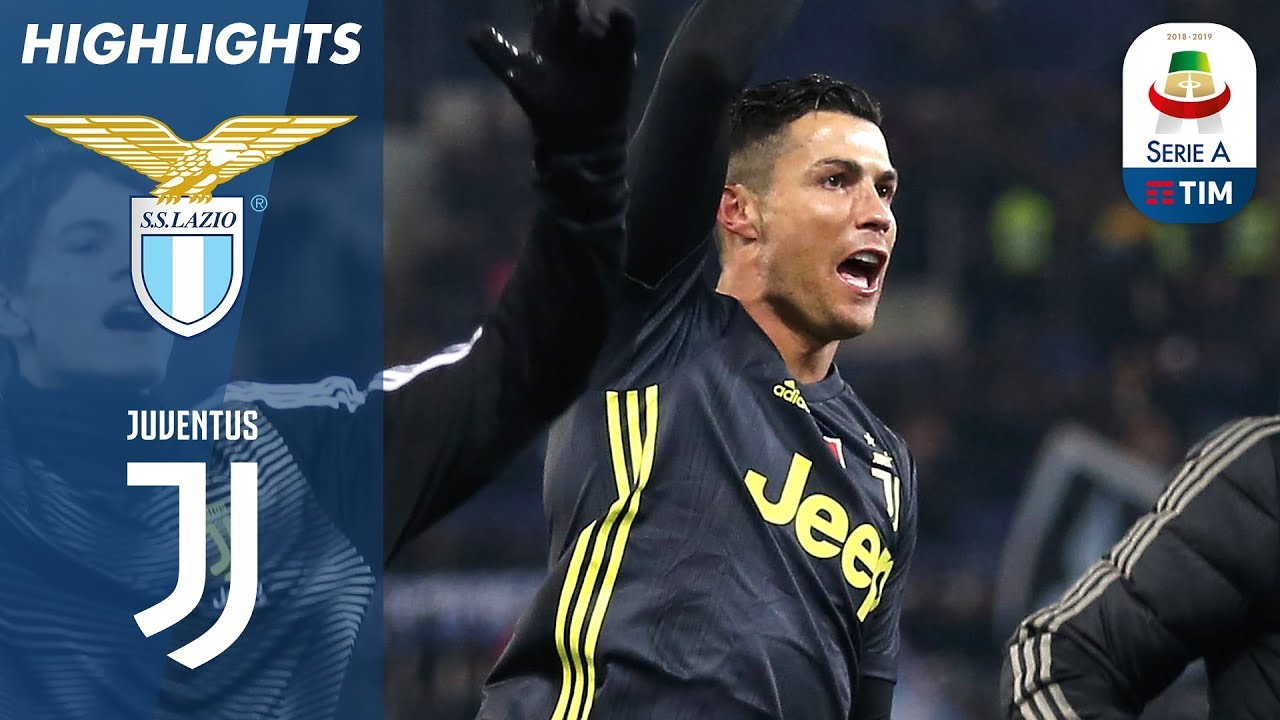 Download Lazio 1-2 Juventus | Ronaldo breaks Lazio hearts with 88 min Penalty! | Serie A
