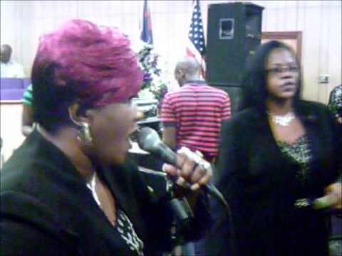 Second Chance in Amite, LA. singing