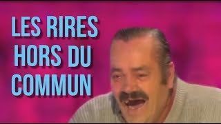 BEST OF- Les rires hors du commun (Partie 1)