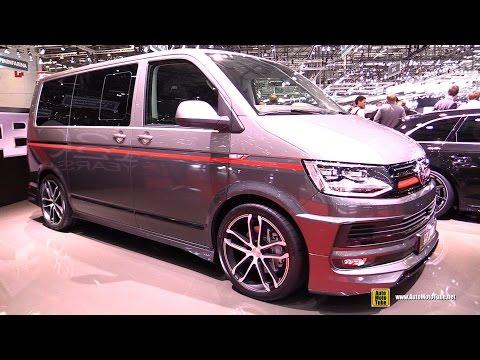 2016 Volkswagen Bus ABT - Exterior and Interior Walkaround - 2016 Geneva Motor Show
