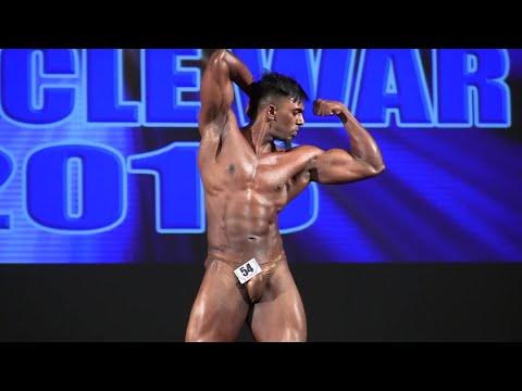 NABBAsg Muscle War 2016 - Jerry Johnson