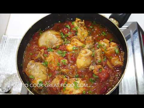 Easy Mexican Chicken Stew Recipe