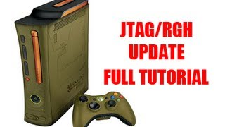 How to Update a JTAG/RGH Dashboard [Tutorial]