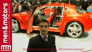 Mazda RX-Evolv Concept 2000 Videos
