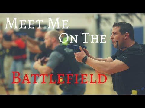 Meet Me On The Battlefield: Police Motivational Tribute — Warrior Spirit in a Cop | OdysseyAuthor
