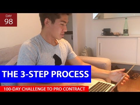 How to get scouted using LinkedIn | Day 98