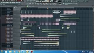 Fl Studio 11 EDM Beat And Progressive