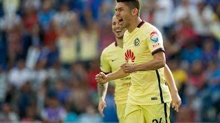 Gol de Oribe Peralta - Cruz Azul 0 Vs 1 América