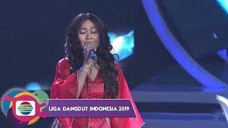 "Inul Daratista ""MAWAR PUTIH"" Buat Juri dan Penonton Bergoyang Ria | LIDA 2019"