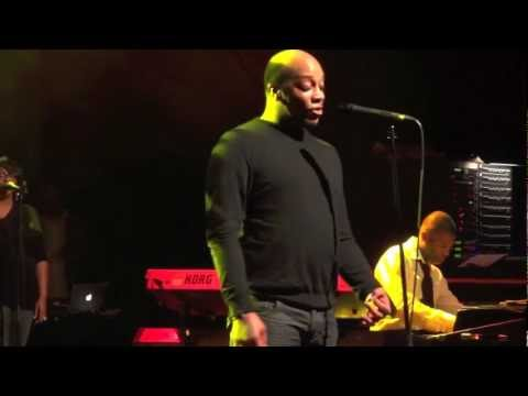 RAHSAAN PATTERSON ~ Stop Breaking My Heart @The O2 Shepherds Bush Empire