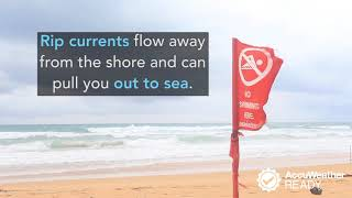 Be aware of these 3 summer beach dangers