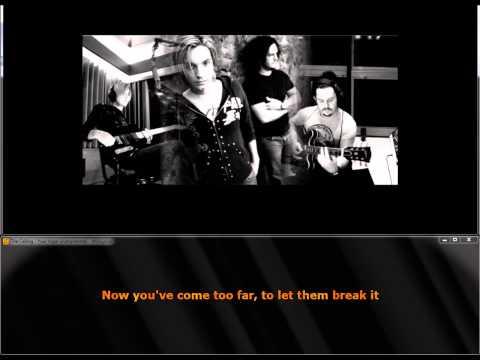 The Calling- Your hope (karaoke)