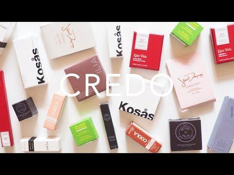 Credo Beauty Haul   Clean, Cruelty-Free Makeup