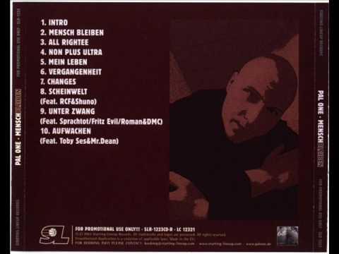 Pal One feat RCF und Shuno khz Scheinwelt (Mensch bleiben)2003