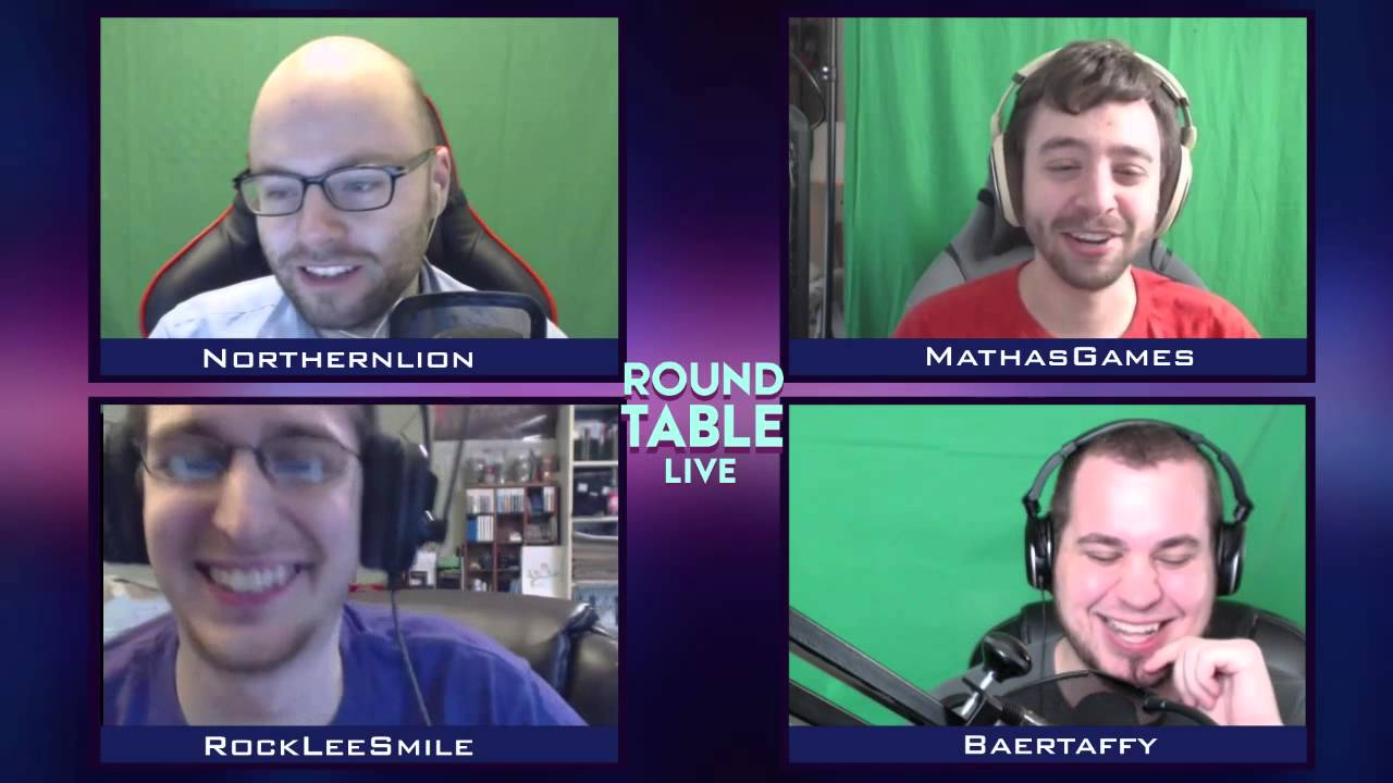Round Table Podcast.The Round Table Podcast Deoverslag