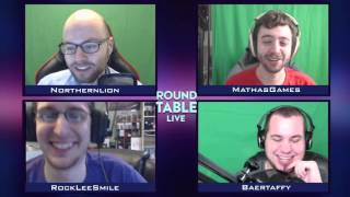 The Roundtable Podcast - 11/9/2015 - Episode 22