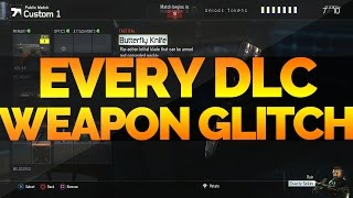 """HOW TO GET ALL """"NEW DLC WEAPONS GLITCH"""" In Black Ops 3! """"FOR FREE"""" (COD BO3 GET ALL DLC GUNS GLITCH)"""