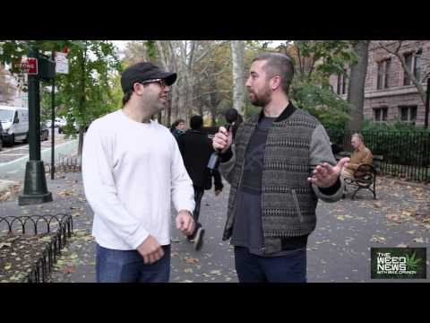 Man on the street: NYC's new 25 gram law