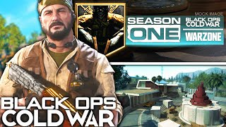Black Ops Cold War: The MAJOR SEASON 1 LEAKS! (WARZONE Season 1, New Battle Pass, & More)