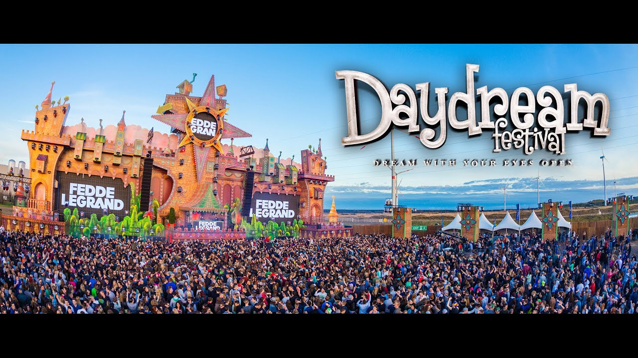 Daydream Festival  Official Aftermovie 2015  YouTube