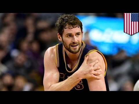 Kevin Love Opts Out Of Cleveland Cavaliers Contract To Enter Free Agency - TomoNews
