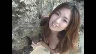 Miwa Oshiro in Brown Bikini .mp4 大城美和 動画 22