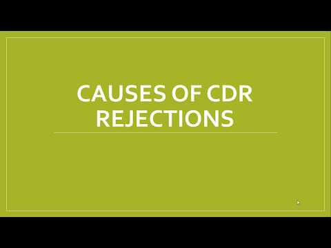 Causes For The Rejection Of CDR Of Engineers Australia | Immigration To Australia 2020