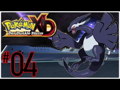 Lets Play Pokémon XD - Der dunkle Sturm #4 - Hafenstadt Portaportus
