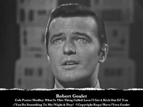 "Robert Goulet - ""Cole Porter Medley"""
