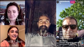 Chat with Ertugrul Cast in Turkish