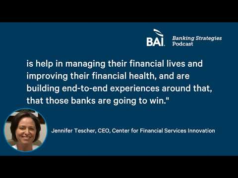 Jennifer Tescher: How 21st century banks compete