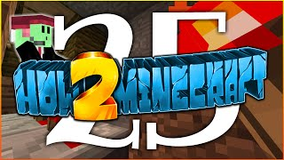 """How 2 Minecraft SMP : """"Our Gateway Into Secrecy"""" : Episode 25"""